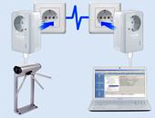 Технология PLC - еще одно преимущество IP-систем