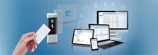 Новая разработка PERCo - система с Web-интерфейсом
