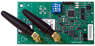 GSM / BLE модуль управления шлагбаумом PERCo-GCM1