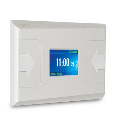 Контроллер регистрации CR01